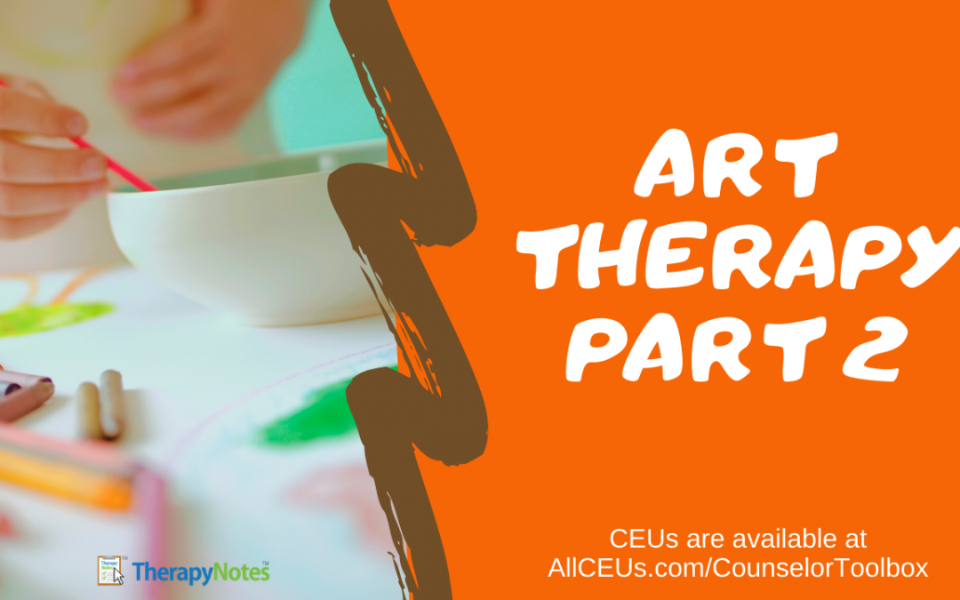 Art Therapy with Dr. Dawn-Elise Snipes Part 2
