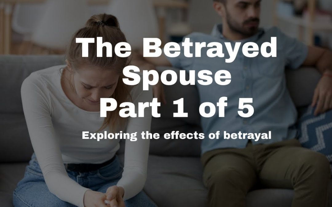 Betrayal Understanding The Trauma and Physical Reactions