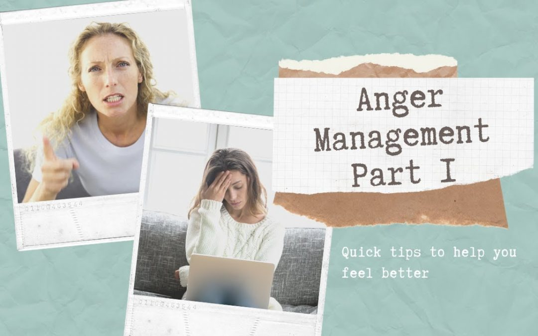 Anger Management Group Therapy with Dr. Dawn Elise Snipes