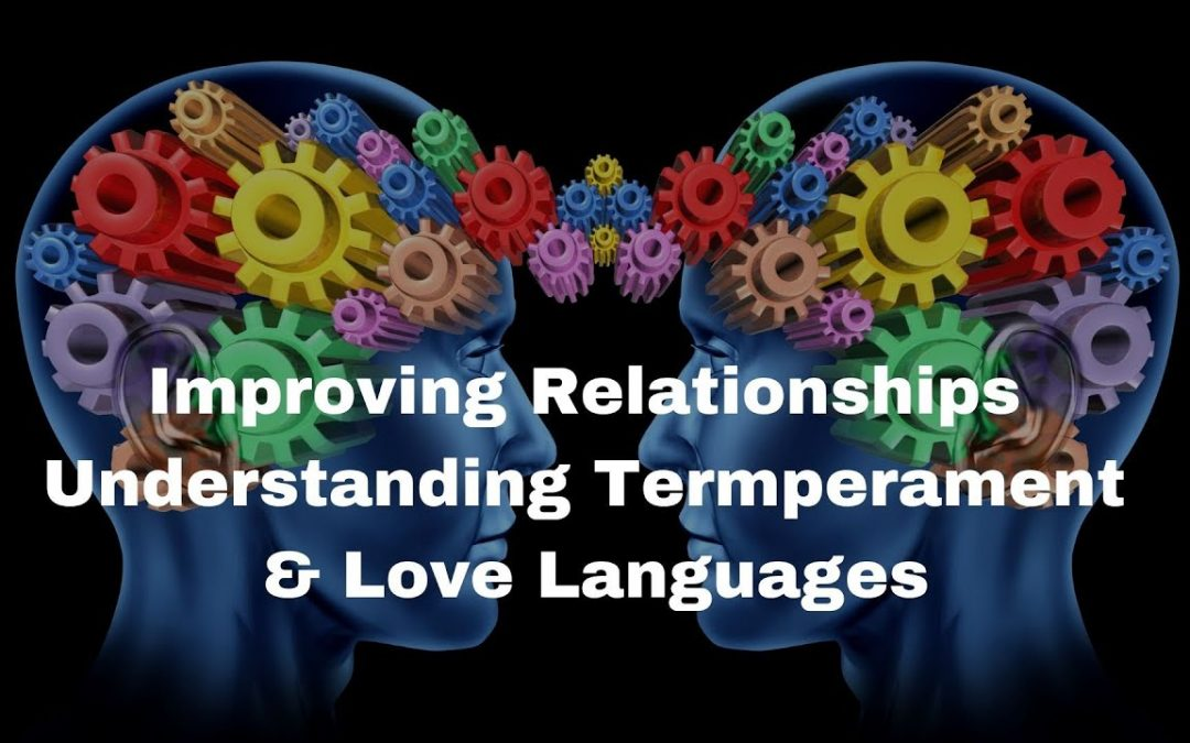 Love Language and Temperment