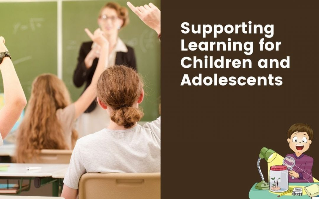 Supporting Learning for Children and Adolescents with Dr. Dawn Elise Snipes