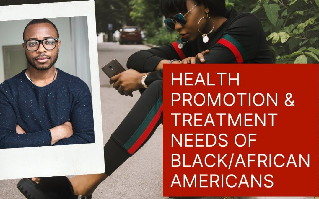 Improving Mental Health of African and Black Americans