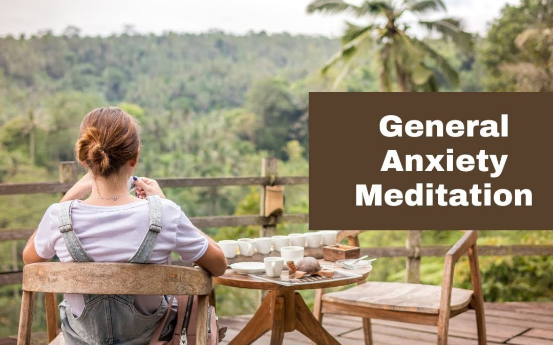 Anxiety Meditation with Dr. Dawn-Elise Snipes