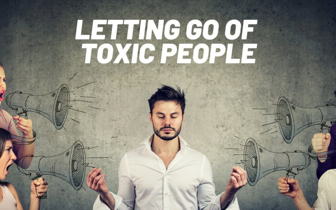 Letting Go of Toxic People : PACER Integrated Behavioral Health Quickstart Guide