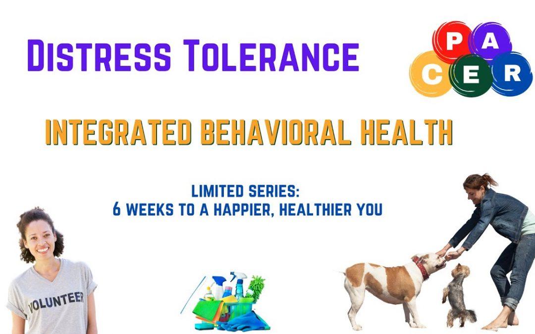 Distress Tolerance: 6 Weeks to a Happier, Healthier You