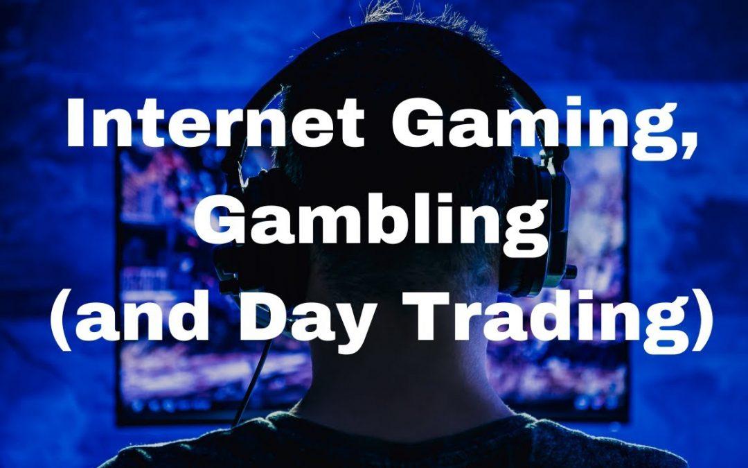 Internet, Gaming, and Gambling Addiction