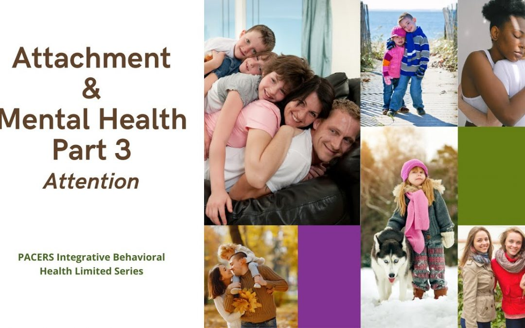Attachment and Mental Health Part 3 | Responsiveness & Attention