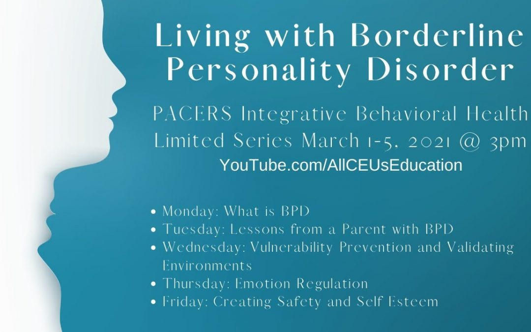 Question and Answer and Living with BPD