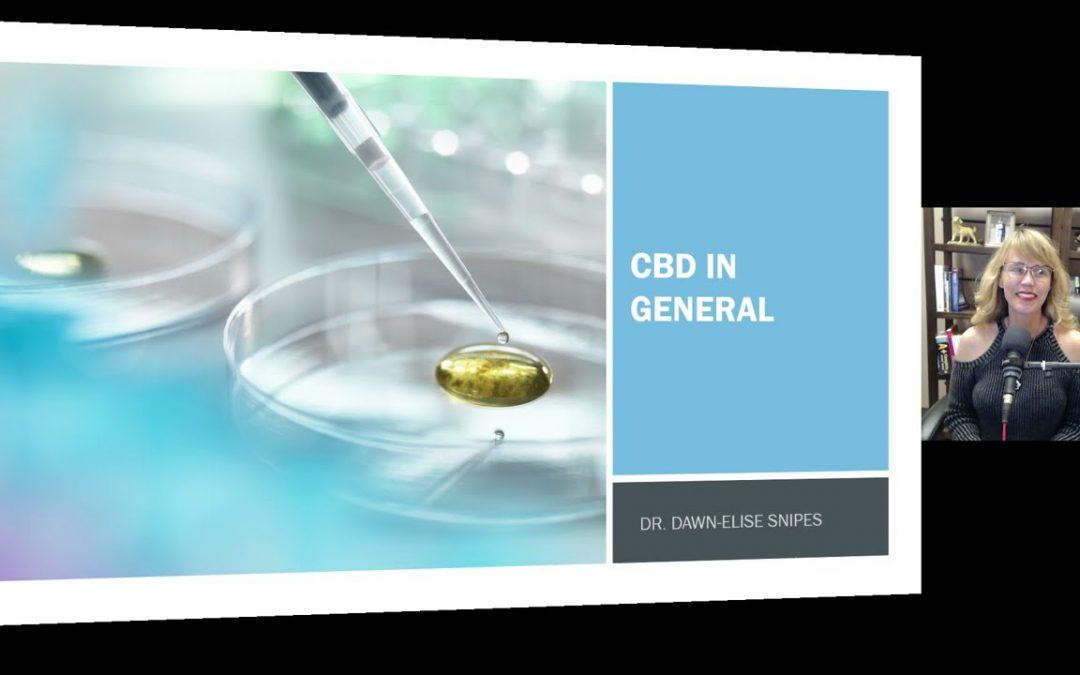 CBD Overview