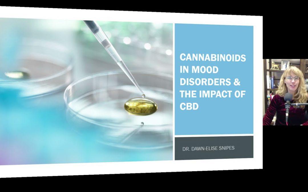 CBD Mood Disorders