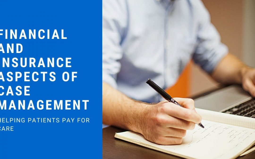 Insurance Aspects of Case Management