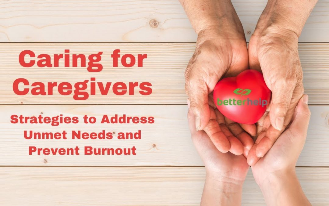 Caring for Caregivers | Counseling, Social Work and Case Management CEUs